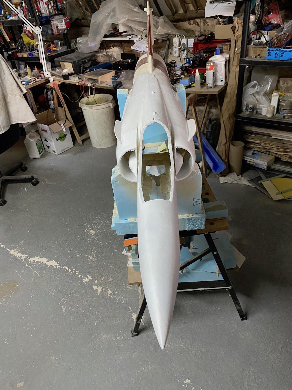avion - Reconstruction d'un avion en Airex - Page 2 Img_2416