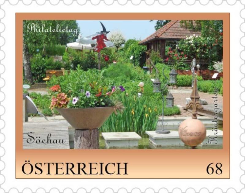 "Philatelietag im Kräuterdorf Söchau mit Präsentation der Sondermarke ""Kräuterdorf Söchau"" Bild113"