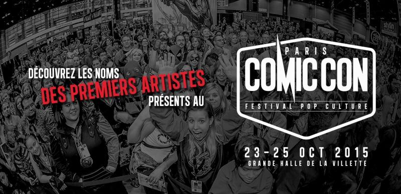 COMICON PARIS DU 23 AU 25 Octobre 2015  Slide310