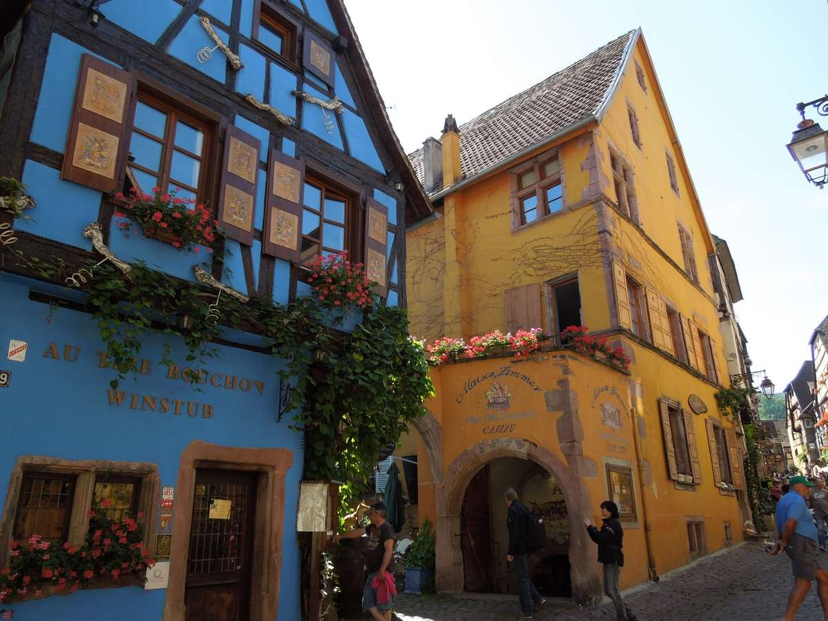 Tour de France virtuel - Les Plus Beaux Villages de France 118510