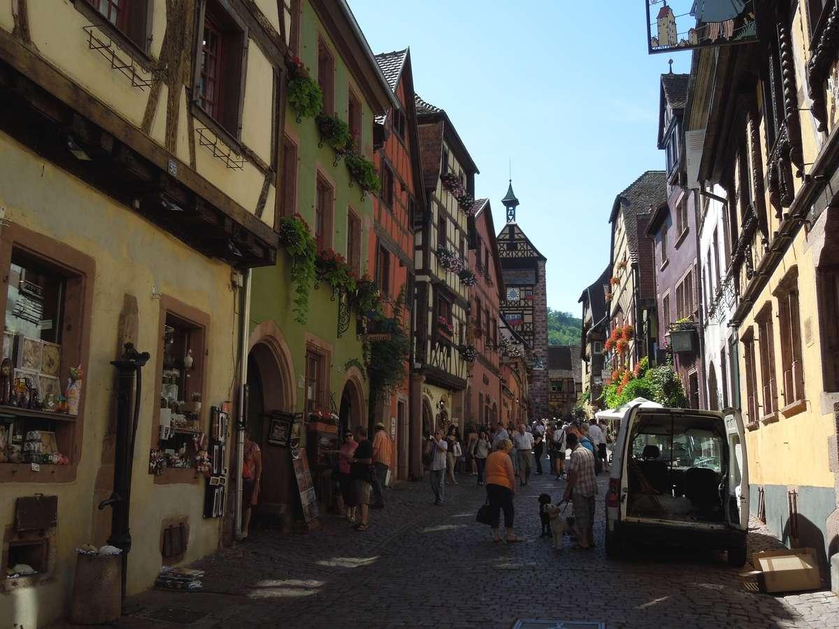 Tour de France virtuel - Les Plus Beaux Villages de France 118710