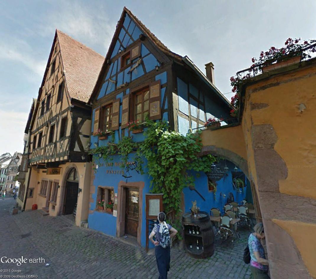 Les Plus Beaux Villages de France Bleu10