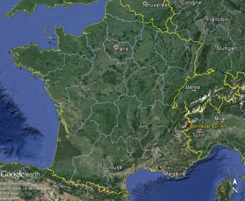 Tour de France virtuel - Les Plus Beaux Villages de France Bonnev10