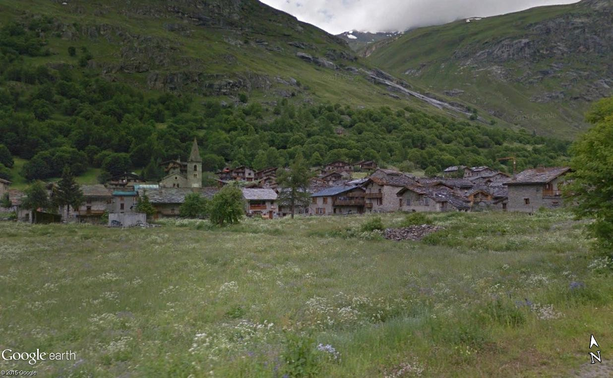 Tour de France virtuel - Les Plus Beaux Villages de France Bonnev12