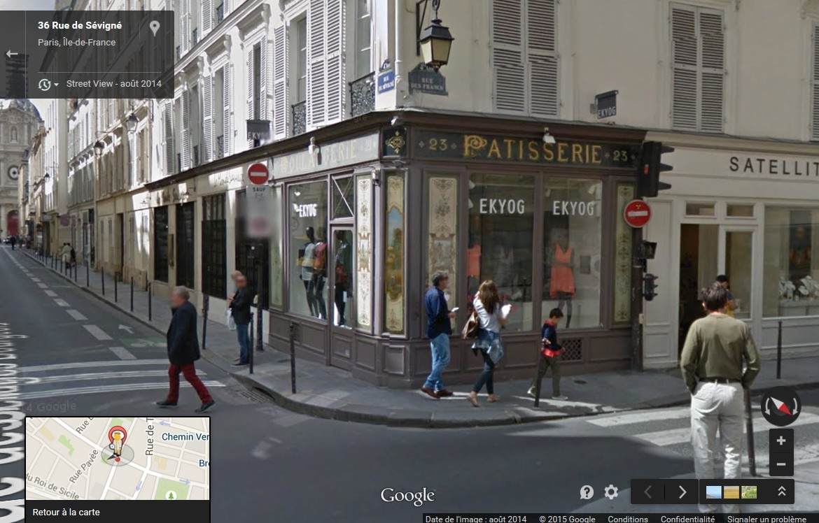 STREET VIEW : les façades de magasins (France) - Page 4 Boulan11