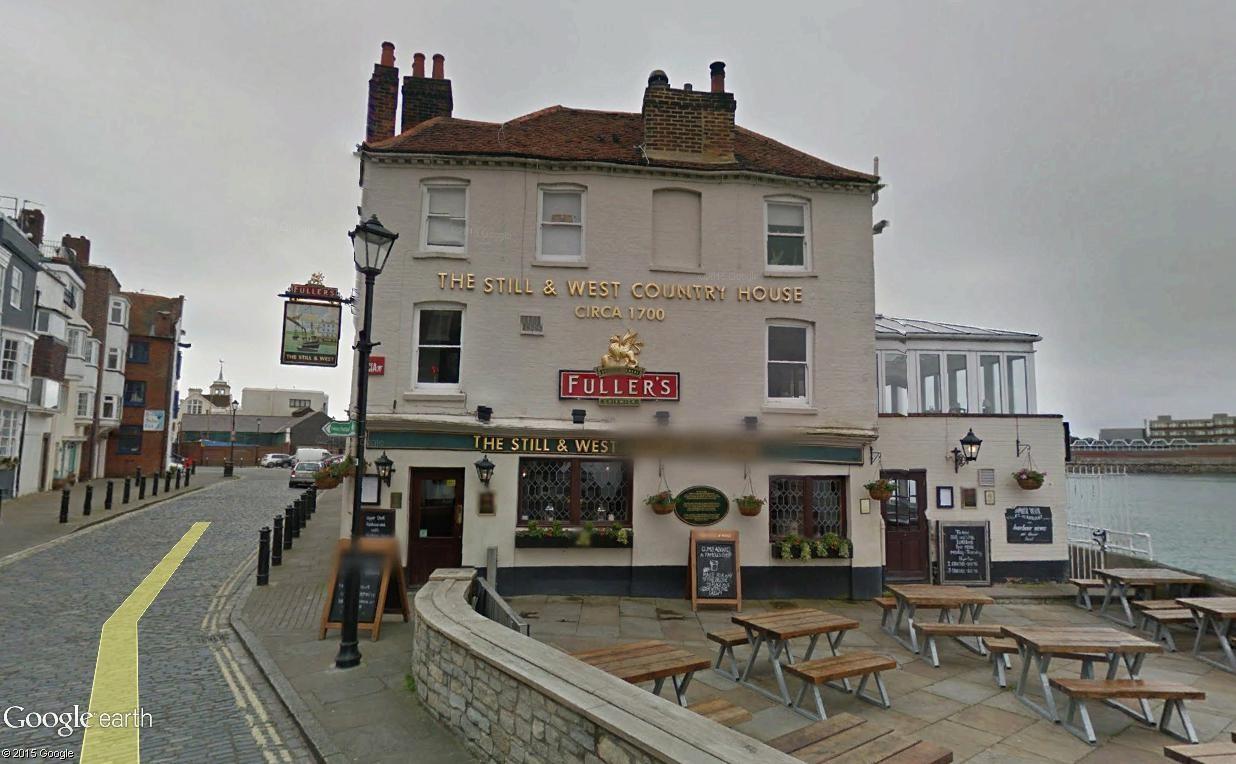STREET VIEW : les pubs, une invitation à entrer... Fuller10