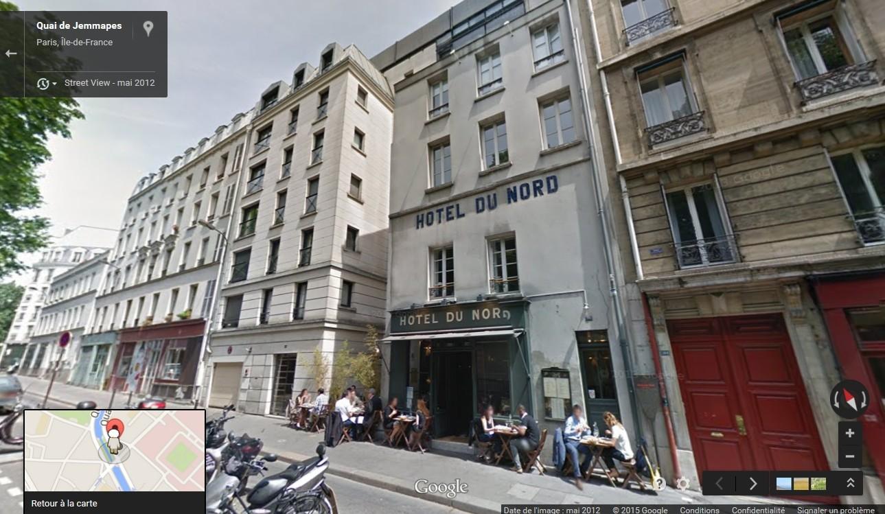 STREET VIEW : les façades de magasins (France) - Page 5 Hotel_10