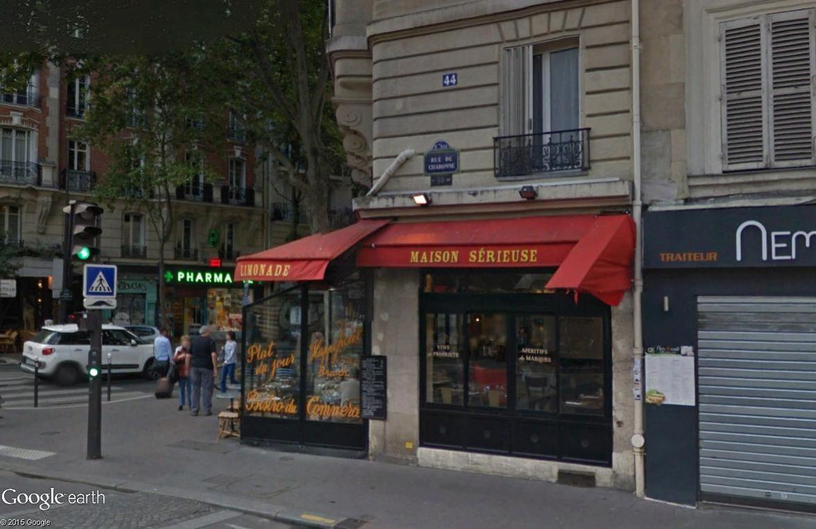 Brasserie du Commerce : à la poursuite d'une institution française - Page 2 Maison10