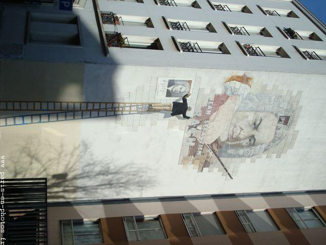 STREET VIEW : les fresques murales en France - Page 26 Mur-ru10