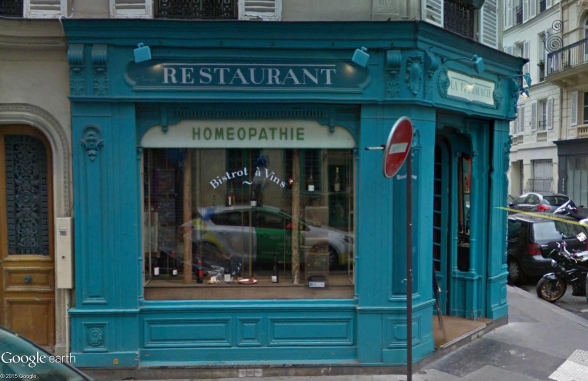 STREET VIEW : les façades de magasins (France) - Page 2 Pharma11