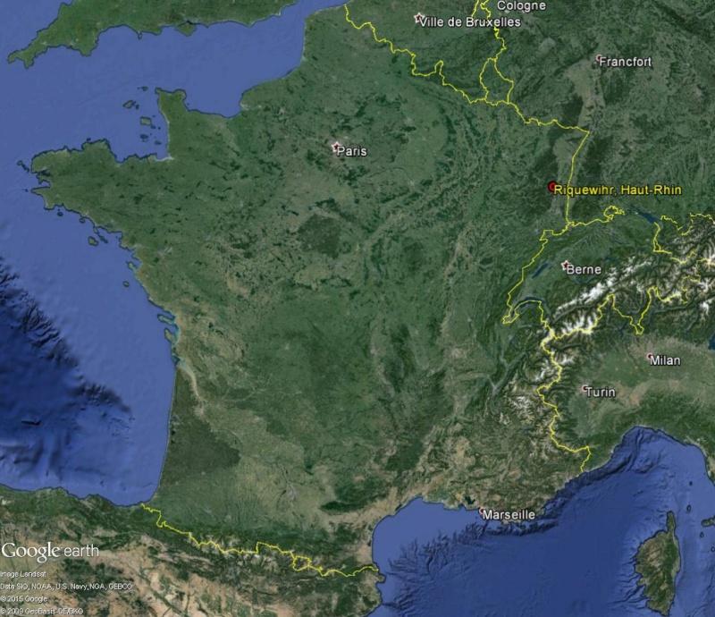 Tour de France virtuel - Les Plus Beaux Villages de France Riquew10