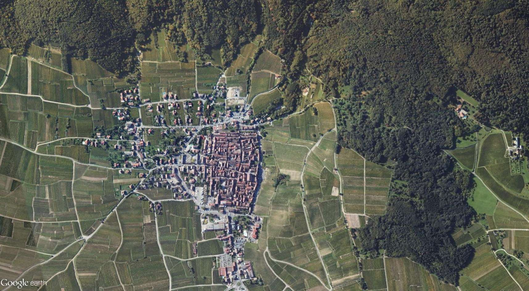 Tour de France virtuel - Les Plus Beaux Villages de France Riquew11