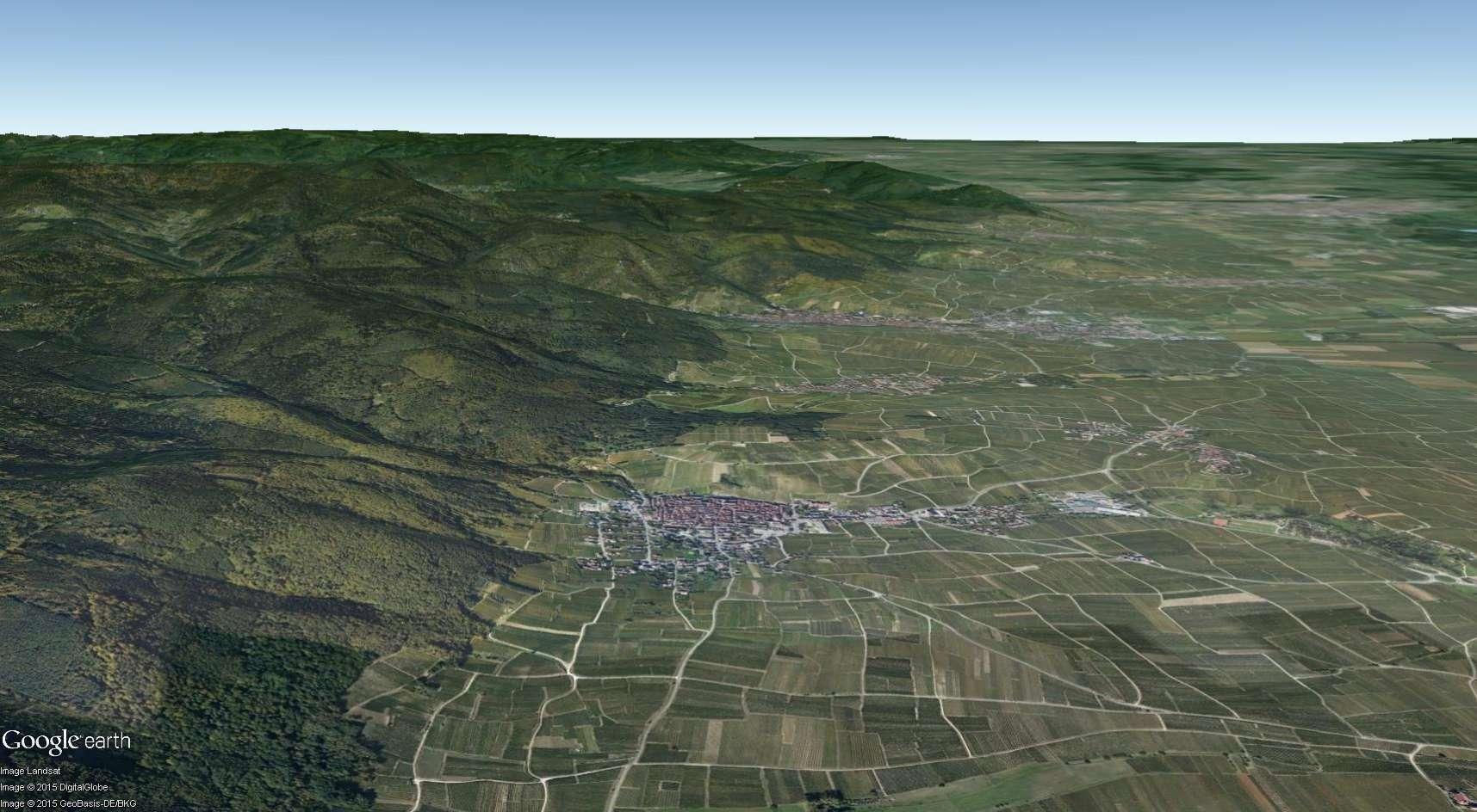 Tour de France virtuel - Les Plus Beaux Villages de France Riquew12
