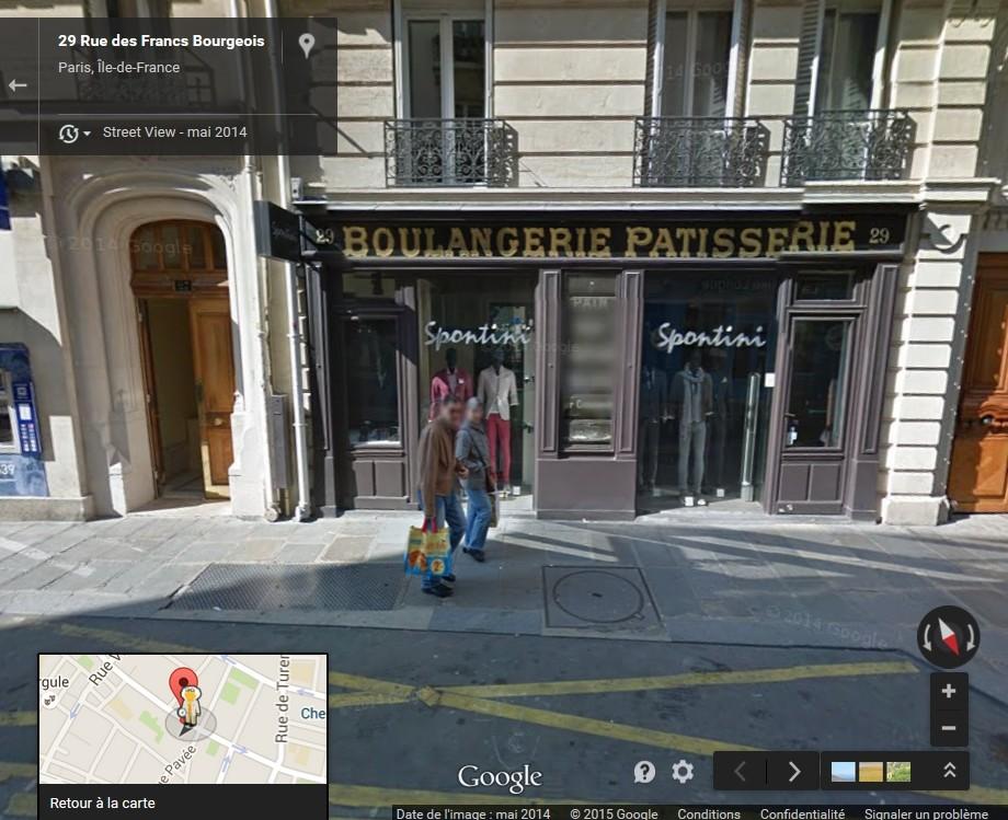 STREET VIEW : les façades de magasins (France) - Page 4 Sponti10