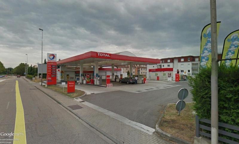 STREET VIEW : les enseignes de stations carburant / essence - Page 5 Total10