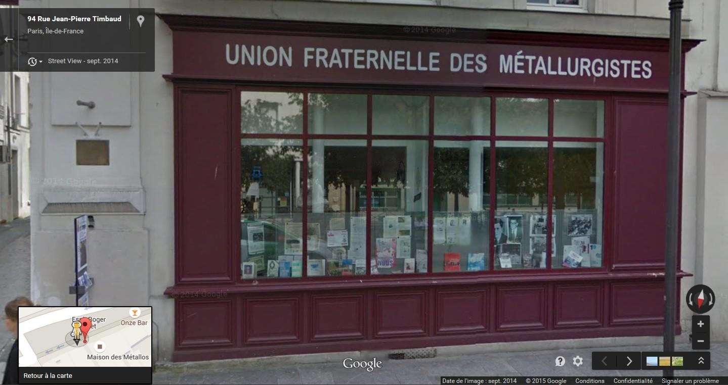 STREET VIEW : les façades de magasins (France) - Page 4 Union10