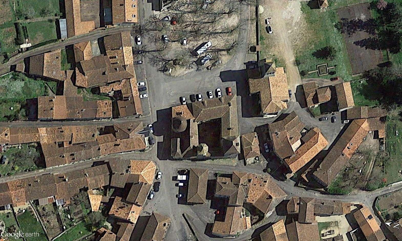 Déménagement de châteaux ou églises d'un continent à l'autre : mythe ou réalité ? Varaig11