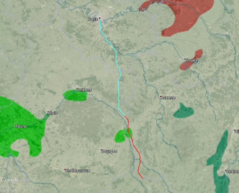 Nationale 7 : 1000 km de voyage (sujet participatif) - Page 8 Vignob10