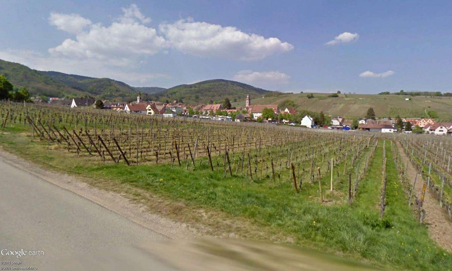 Tour de France virtuel - Les Plus Beaux Villages de France Vignob11