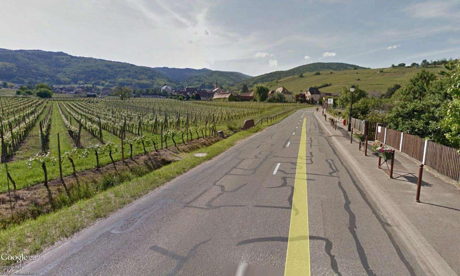 Tour de France virtuel - Les Plus Beaux Villages de France Vignob12