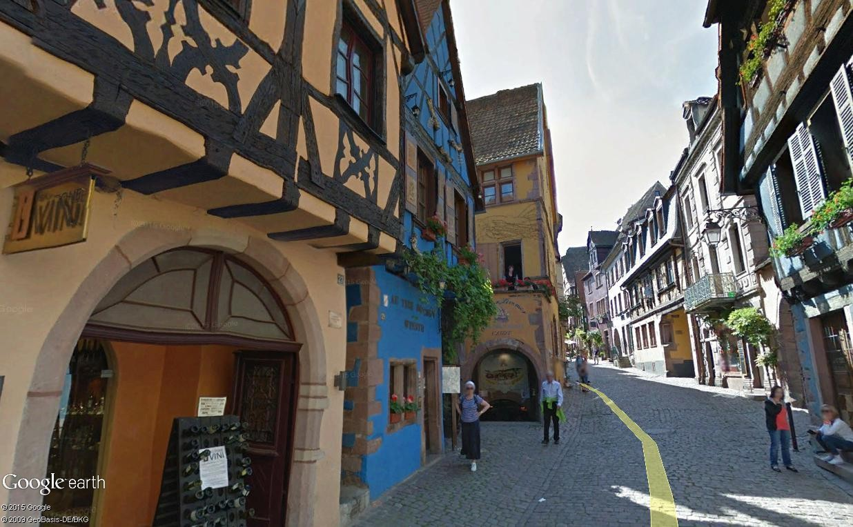 Tour de France virtuel - Les Plus Beaux Villages de France Winstu11