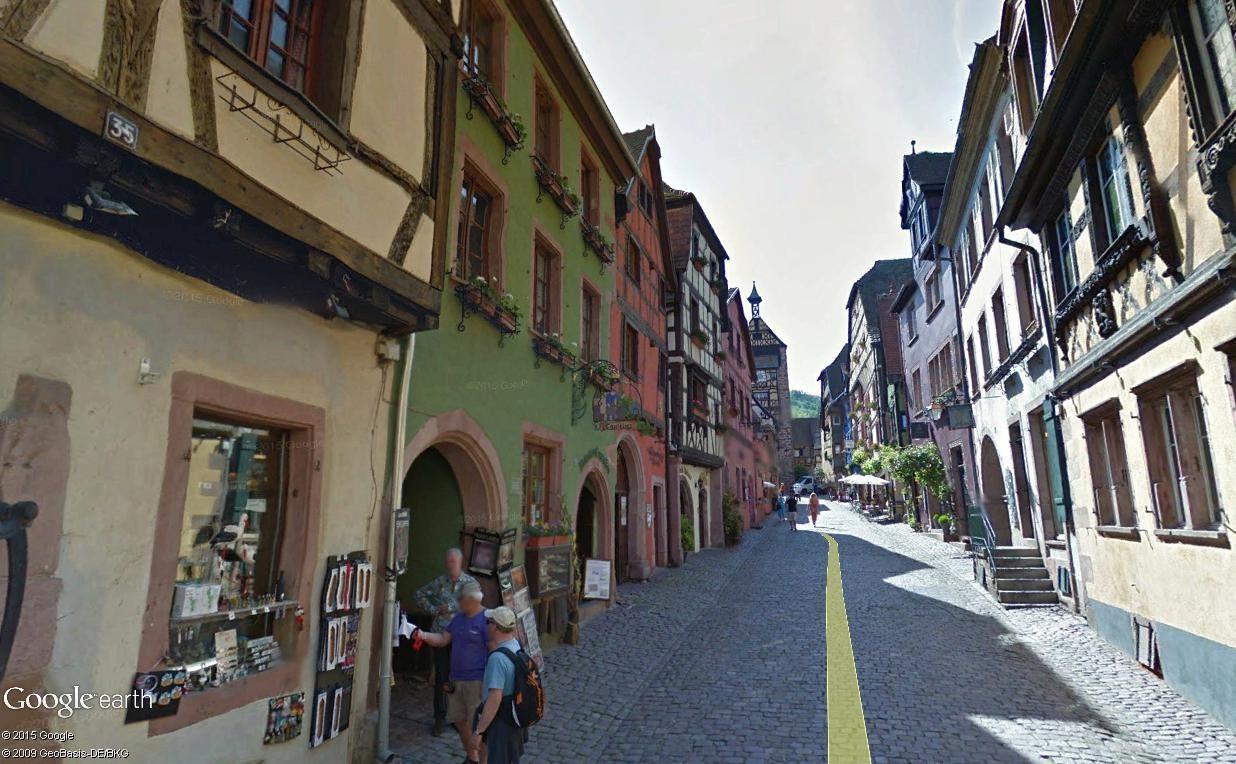 Tour de France virtuel - Les Plus Beaux Villages de France Winstu12