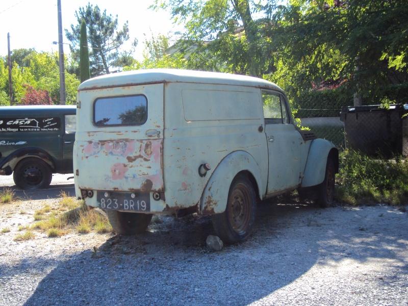 Les voitures abandonnées/oubliées (trouvailles personnelles) - Page 4 Ardych12