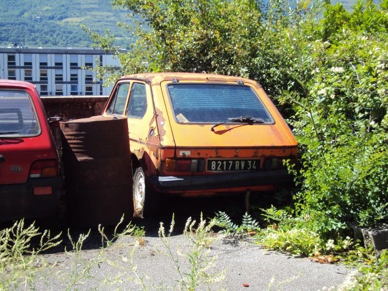 Les voitures abandonnées/oubliées (trouvailles personnelles) - Page 4 Ardych13