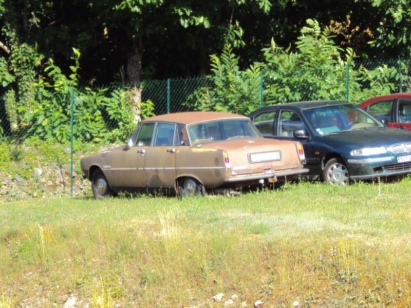 Les voitures abandonnées/oubliées (trouvailles personnelles) - Page 4 Ardych14