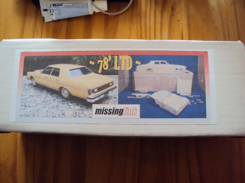 Ford LTD 1978 Missing Link Dsc09212