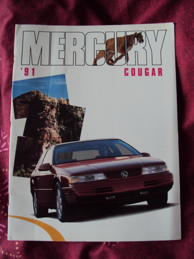 Mercury Cougar XR7 1991 Dsc09223
