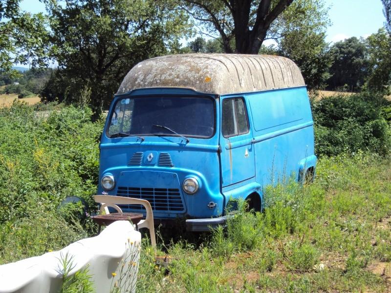 Les voitures abandonnées/oubliées (trouvailles personnelles) - Page 4 Dsc09329