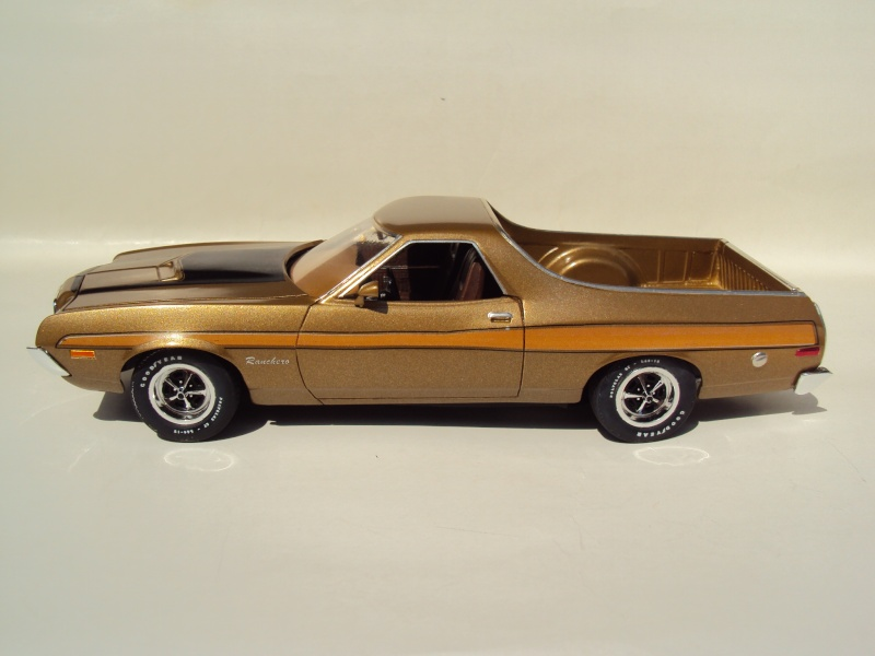 Ford Ranchero 1972 Dsc09513