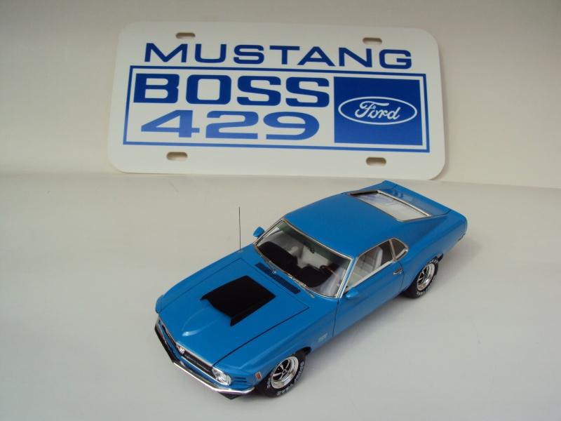 Mustang Boss 429 1970 Dsc09618