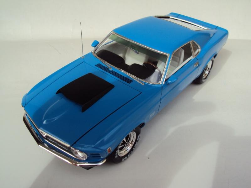 Mustang Boss 429 1970 Dsc09619