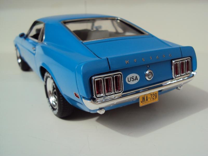 Mustang Boss 429 1970 Dsc09621