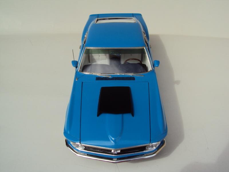 Mustang Boss 429 1970 Dsc09622