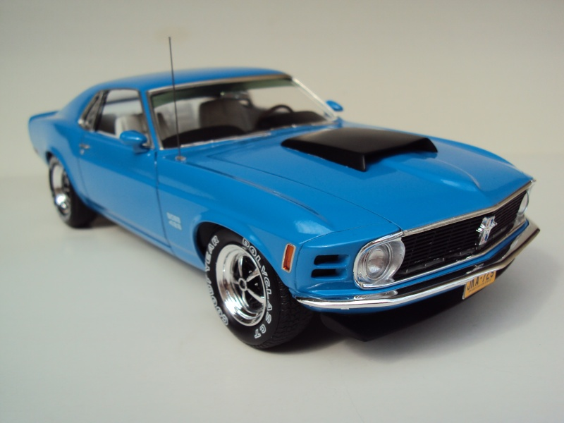 Mustang Boss 429 1970 Dsc09623