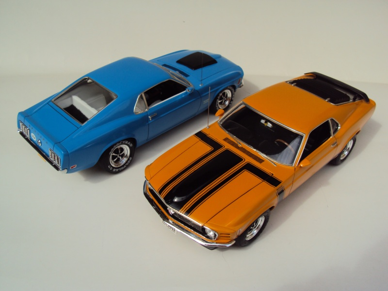 Mustang Boss 429 1970 Dsc09628