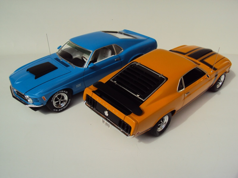 Mustang Boss 429 1970 Dsc09629