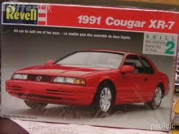 Mercury Cougar XR7 1991 Images10