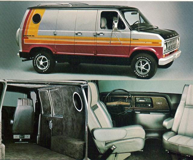Ford Econoline Cruising Van Van-fo11