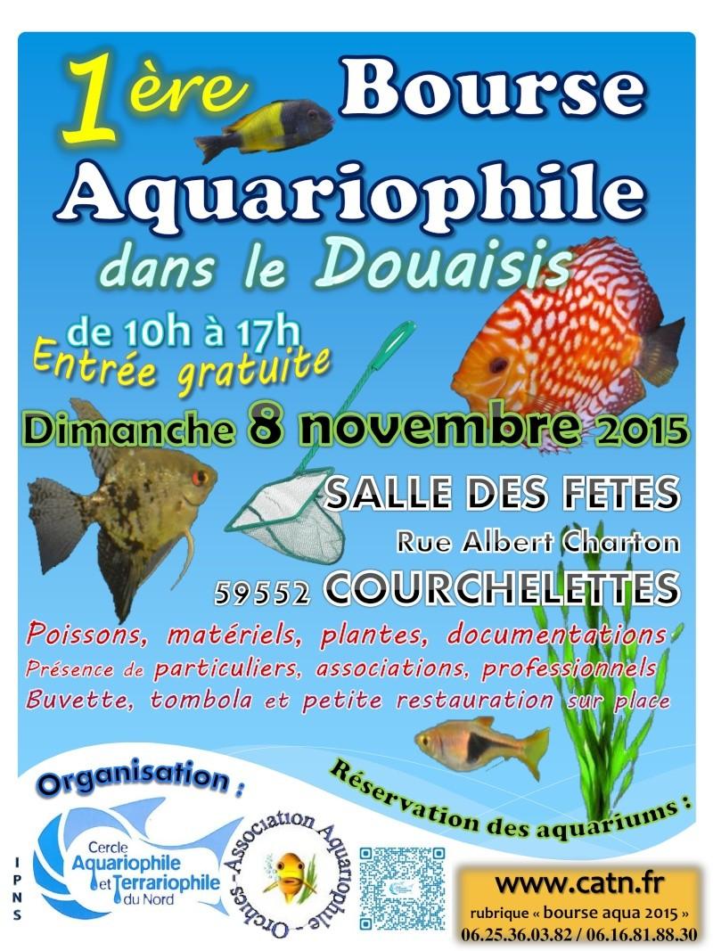 Bourse Courchelettes  Affich10