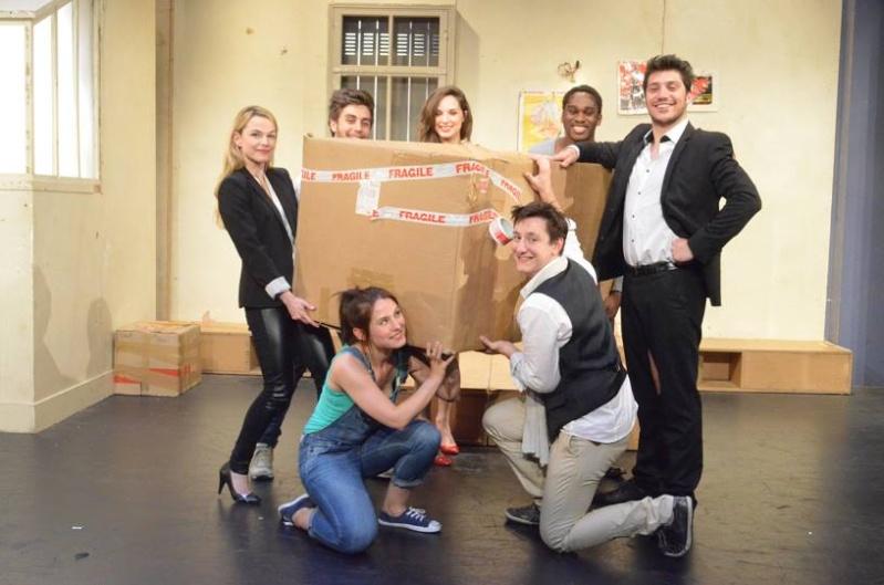 Le carton (Théâtre) 11407010