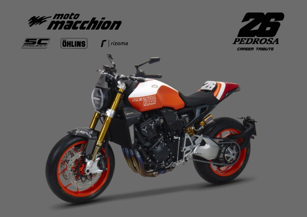 2019 HONDA CB1000R | Dani Pédrosa tribute édition _small10