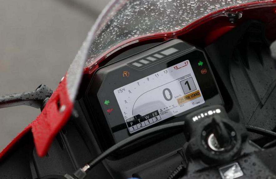 Honda 600 CBR 2020  Cbr60011