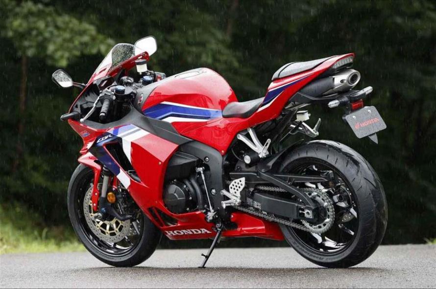 Honda 600 CBR 2020  Cbr60012