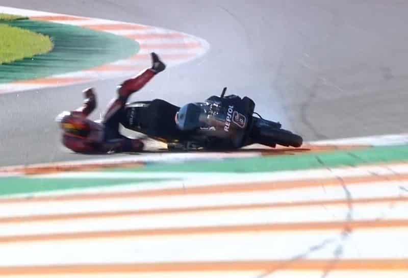 MotoGP Moto2 Moto3 2020 Chute-11