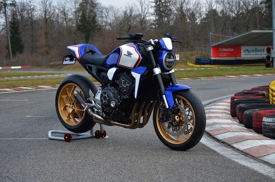 CB 1000 R Sunset Honda_10