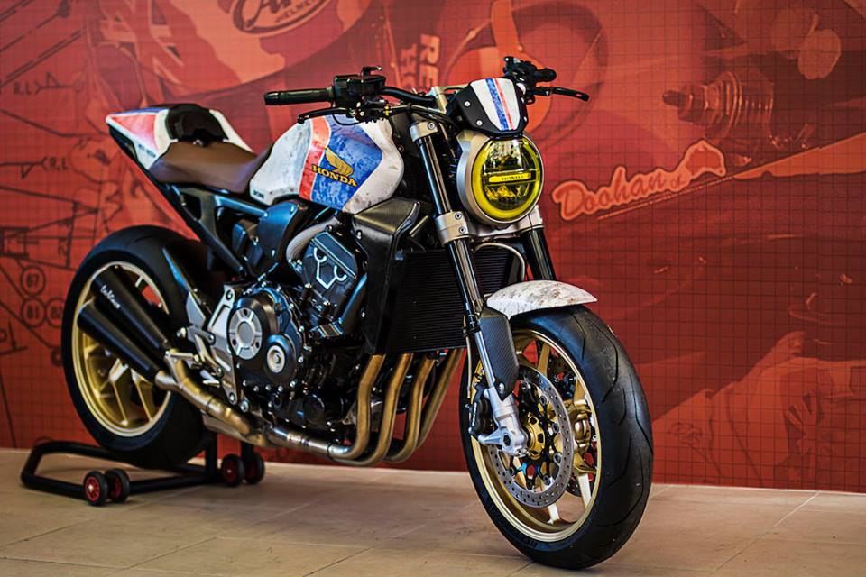 CB 1000 R Sunset Honda_11